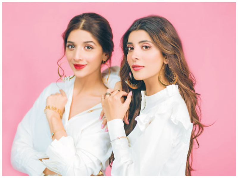 Urwa and Mawra Hocane