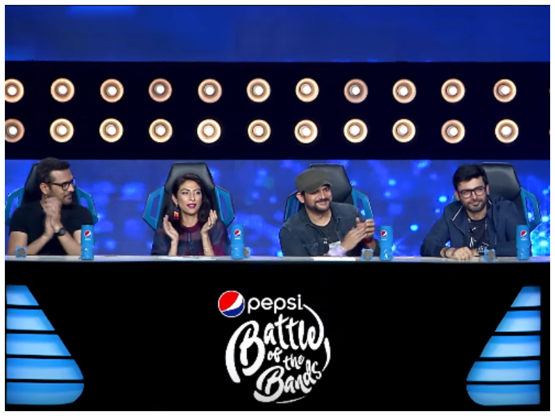 Pepsi Battle of the Bands