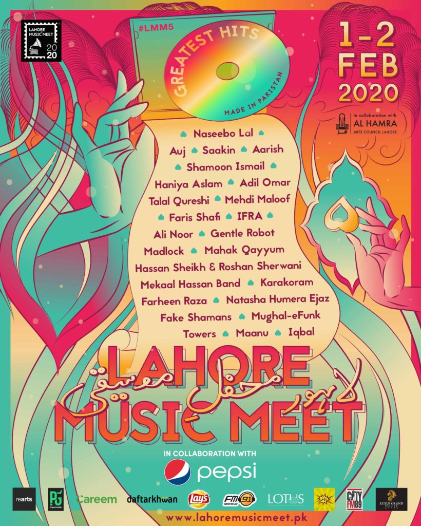 Lahore Music Meet