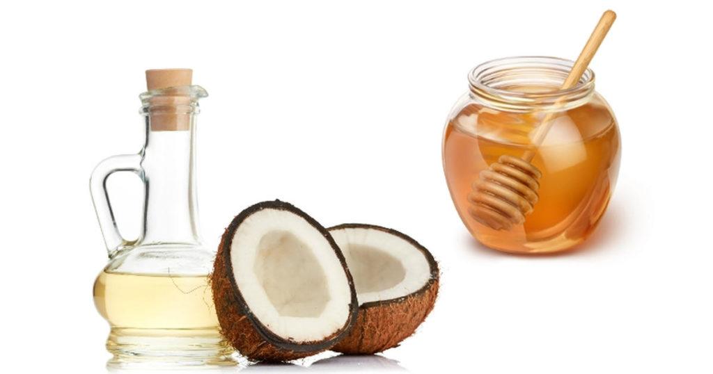 Honey-and-Coconut-Facial-Scrub