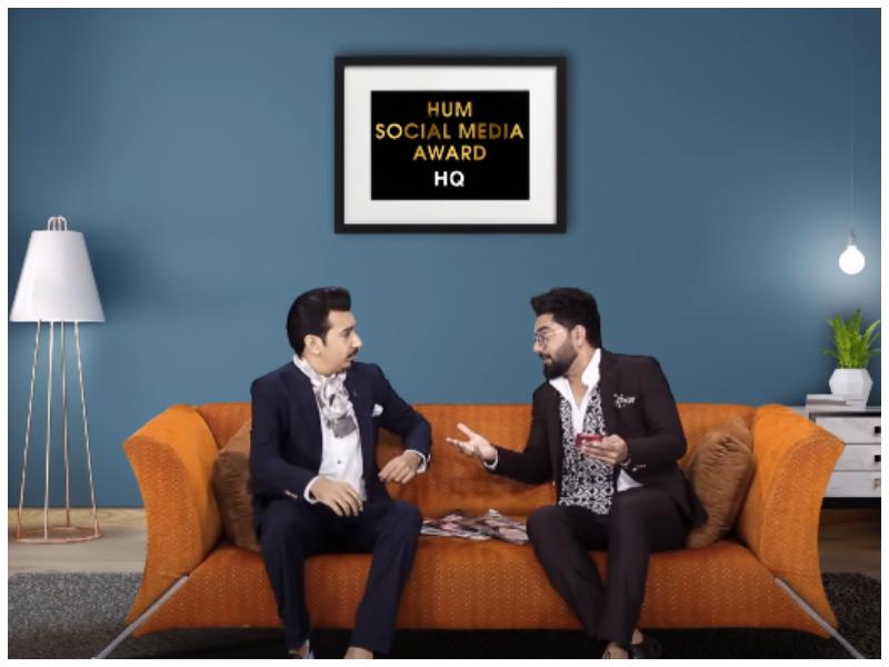 Hum social media awards